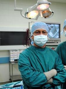 Oa Boban Todoric, Leiter Der Chirurgischen