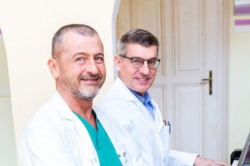 Ubergabe Im Krankenhaus Boban Todoric Ist Neuer Chef Der Chirurgie In Friesach 2
