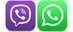 watsapp-and-viber